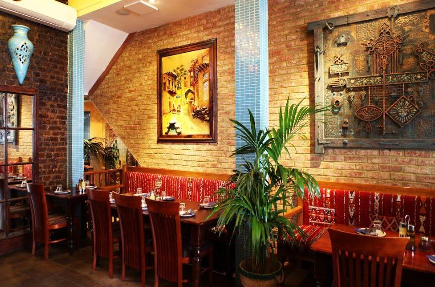 رستوران آلونک در لندن