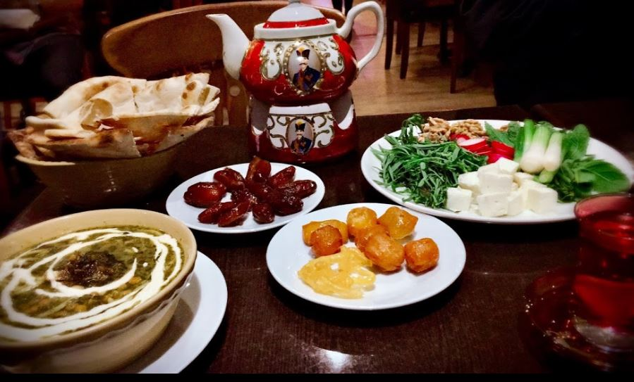 رستوران دیبا در لندن
