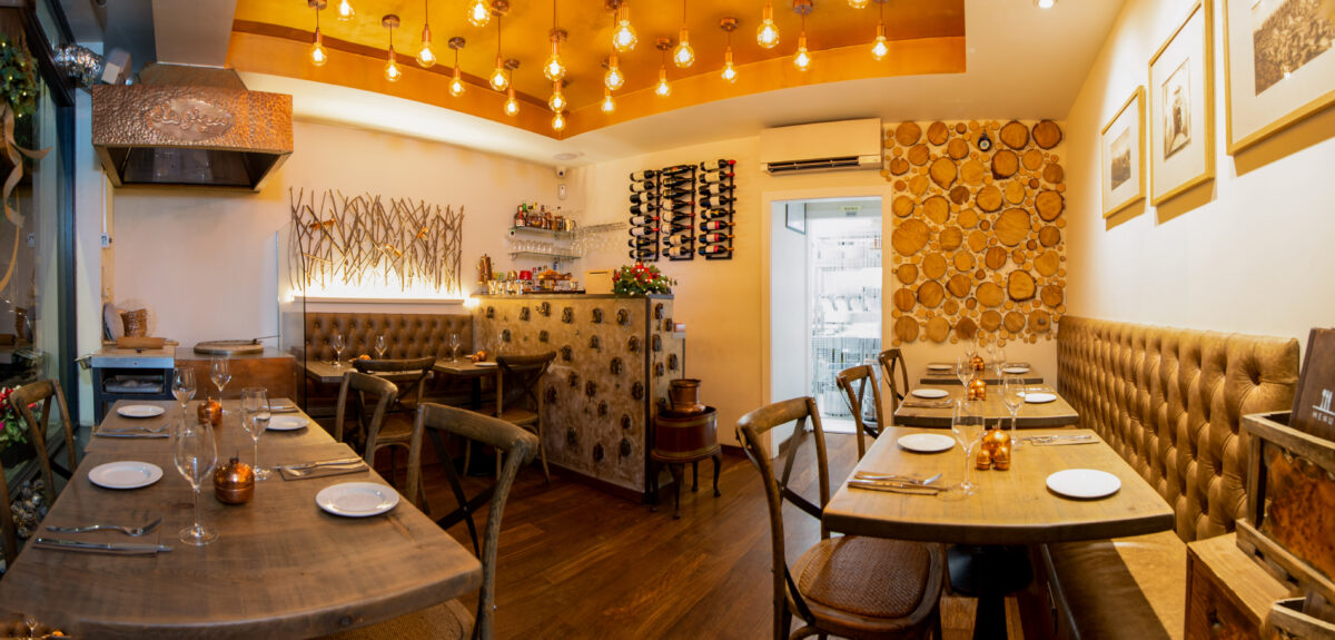 رستوران سینوهه در لندن