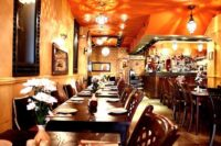 رستوران لیتل پرشیا در لندن
