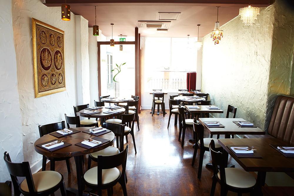 رستوران کته در لندن