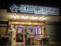 رستوران سناتور در لندن