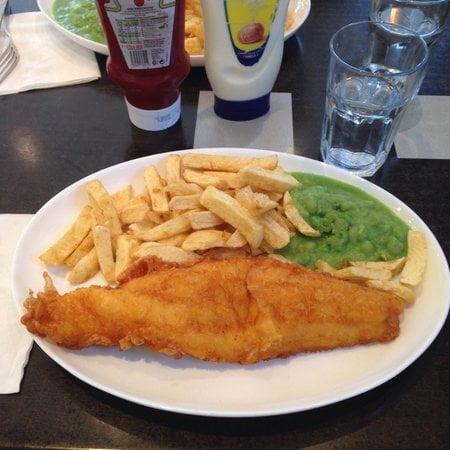 رستوران پاتوق در لندن