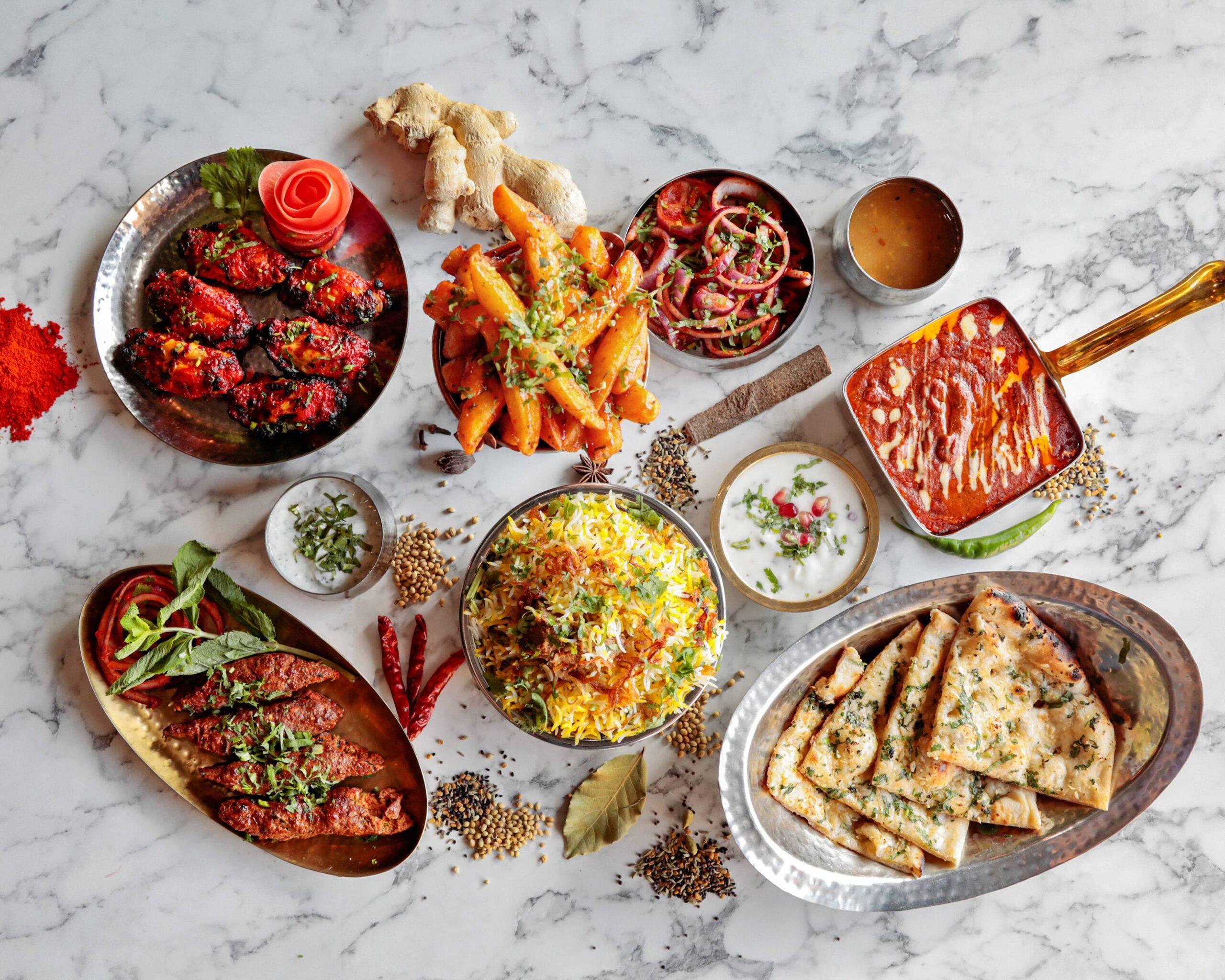 رستوران زعفران در لندن