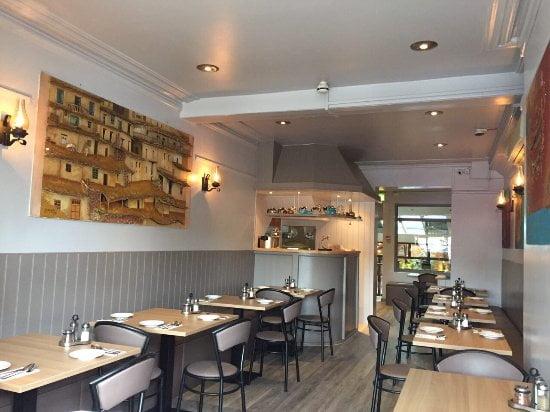 رستوران محسن در لندن