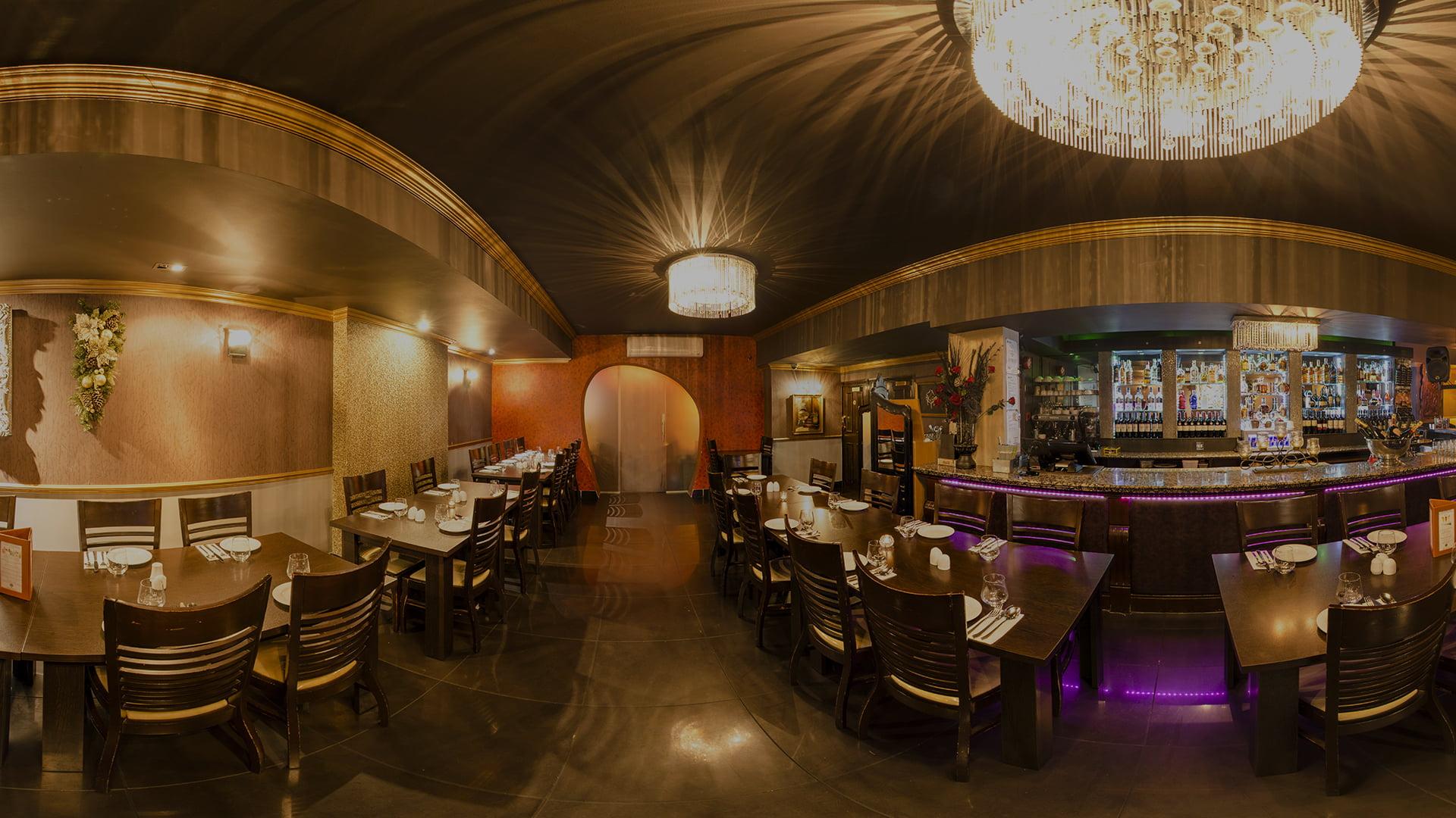 رستوران پیانو در لندن